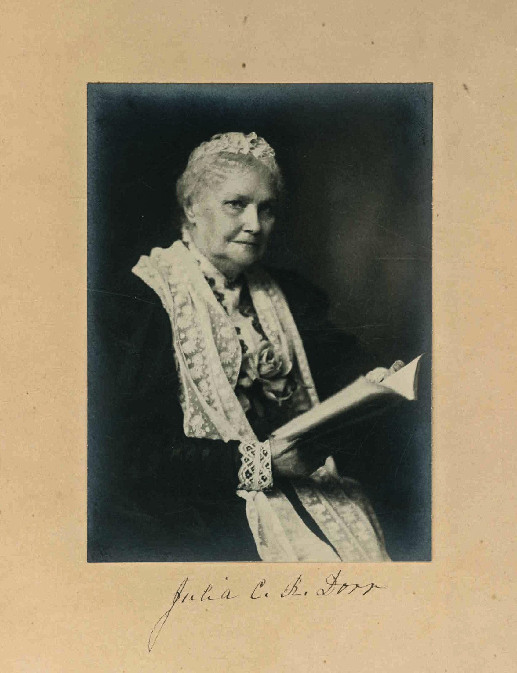 Julia C. R. Dorr