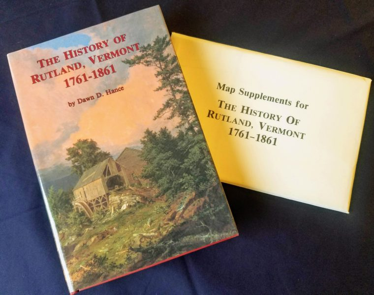 The History of Rutland, Vermont , 1761-1861