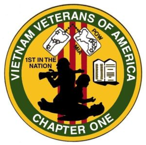 Vietnam Veterans of Rutland Vermont Chapter One First in the Nation