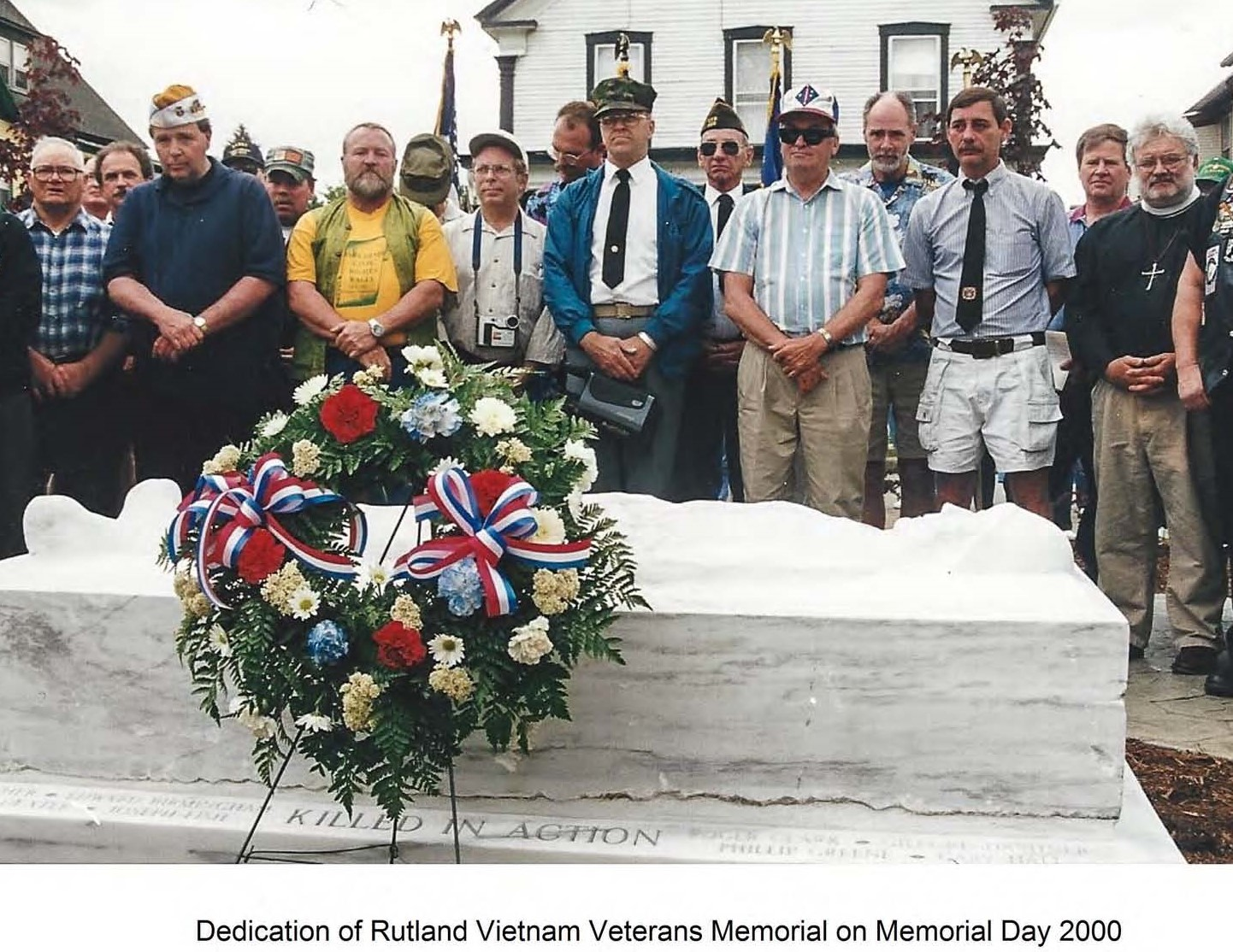 RCVV 6 - Memorial Dedication 2000xx